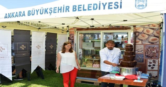 Ankara Lezzet Şölenine Ev Sahipliği Yaptı