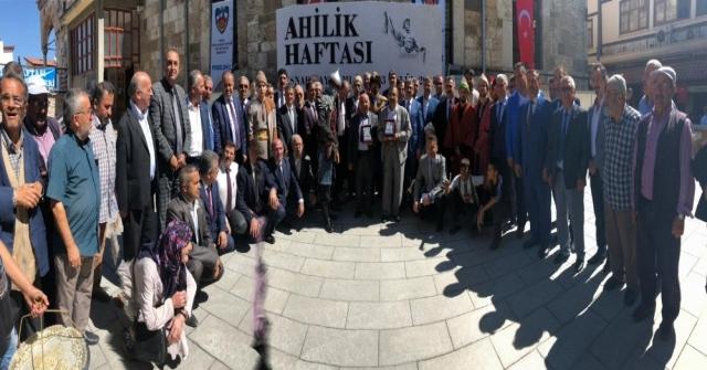 Konyada Ahilik Haftası Ve Esnaf Bayramı Kutlamaları Başladı