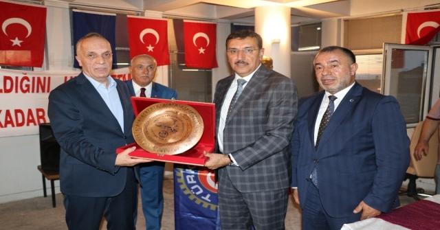 Türk İş Başkanı Atalaydan Fırsatçılara Tepki