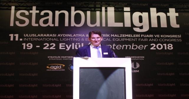 Türkiye Aydınlatma Sektörünün Geleceği, Istanbullight 2018De Şekillenecek
