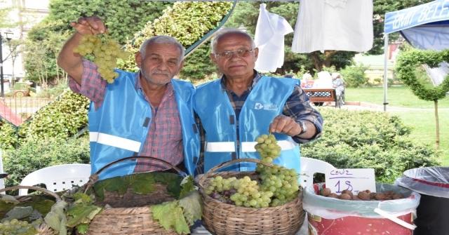 Köylü Ürünler Tezgahlarına Vatandaşlardan Yoğun İlgi
