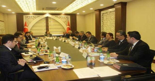 Daka Yönetim Kurulunun 2018 Yılı 6. Toplantısını Hakkaride Yapıldı