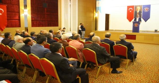 Edremit Türk-İş Sendikası Seminerine Ev Sahipliği Yaptı