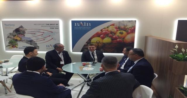 Baib, World Food Moscow Fuarına Katıldı