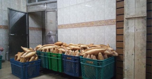 Kocaelinin Gebze İlçesinde Ekmeğe Yüzde 25 Zam Geldi