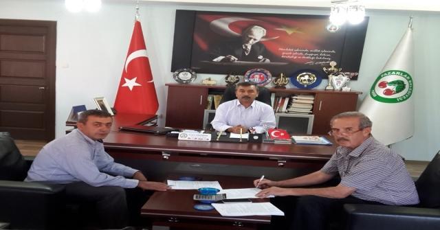 Pazarlar Belediyesinde Toplu İş Sözleşmesi İmzalandı