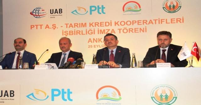 Bakan Turhan: Çiftçiye 2,5 Milyar Tl Kredi Sağlanacak