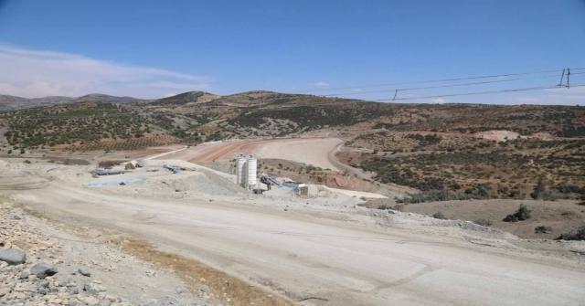 Afrin Barajı İshale Hattı 7 Ayda Tamamlanacak