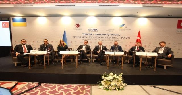 İmzalanacak Sta, Ukrayna-Türkiye Ticaretinde Sıçrama Tahtası Olacak