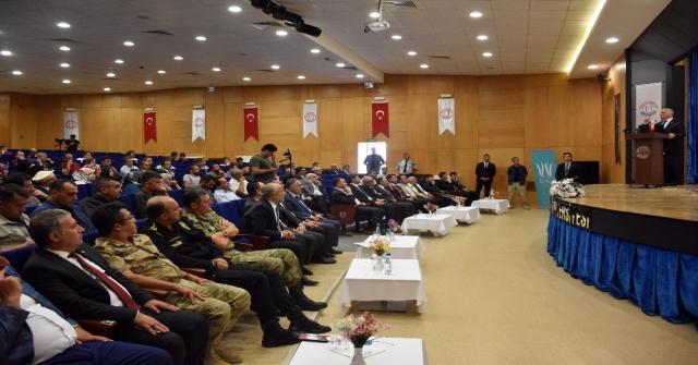 Muşta 'Kaz Yetiştiriciliğinin Geliştirilmesi Ve Markalaştırılması Projesinin Lansman Toplantısı