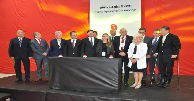 İsviçreli Firmadan Manisaya 20 Milyon Euroluk Yatırım