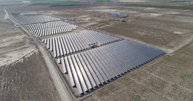 Akfenin Konyadaki 3 Güneş Santrali Elektrik Üretimine Başladı