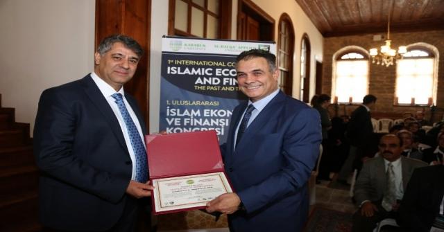 '1. Uluslararası İslam Ekonomisi Ve Finansı Kongresi Kbüde Gerçekleştirildi