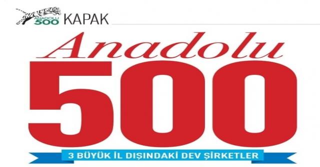 Kayseri Şeker Anadolunun En Büyük 30. Şirketi Oldu