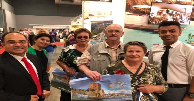 Alanya, 50 Yaş Üstü Tüketici Fuarında