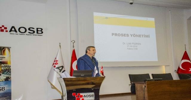 Aosbde Proses Eğitimi