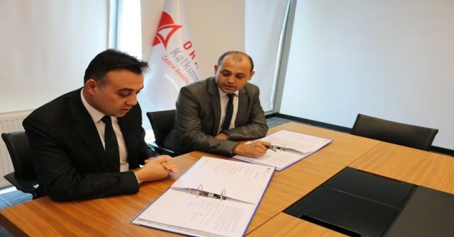 Mimarsinan Osb, Oran Kalkınma Ajansı İle 2. Protokolü De İmzaladı