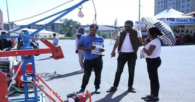 Etiyopya'da Türk Yapı Fuarı Düzenleniyor
