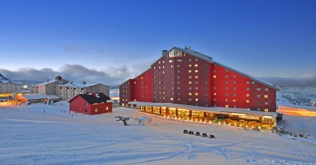 Turizm Şirketlerinden Kış Döneminde Erken Rezervasyonlara Yüzde Elliye Varan İndirim