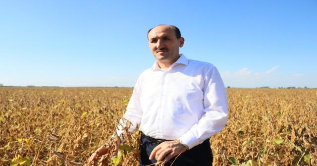 Adana Soya Üretiminde Türkiye Birincisi