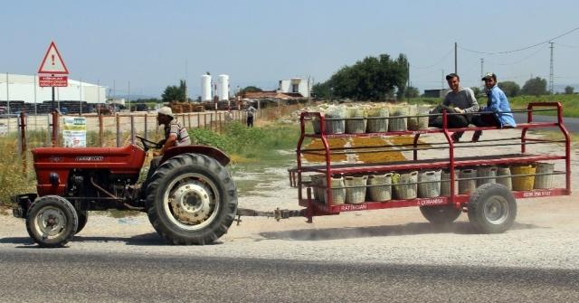En Fazla Traktör Ve Pulluk Manisada