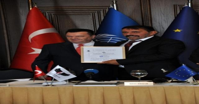 Adnan Albayrak Dünya Diplomatlar Birliği Başkan Yardımcılığı Görevine Getirildi