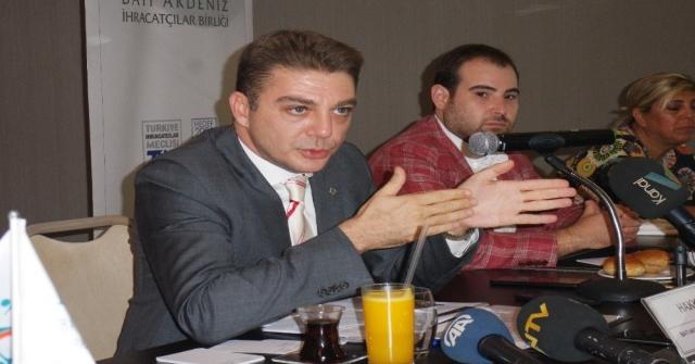 Antalyanın İhracat Hedefi 2 Milyar Dolar