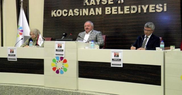 """Kayseri Osb Yönetim Kurulu Başkanı Tahir Nursaçan: Kayseri Mobilya Sektörünün Başkenti Olmayı Hak Etmektedir"""""""