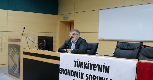 Saüde 'Ekonomik Sorunlar Ve Çözüm Yolları Tartışıldı