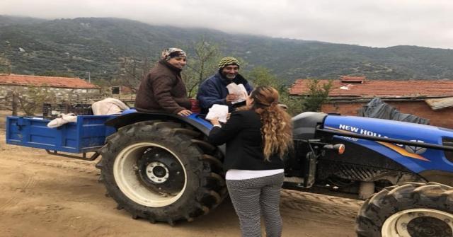 Erdek Tarım İlçeden Çiftçilere Lokma Hayrı