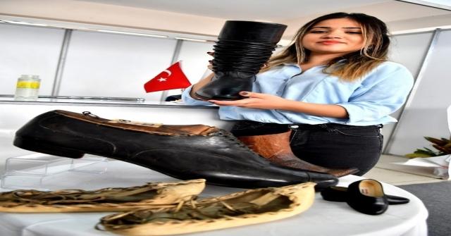 Ayakkabı Sektörünün Kalbi Manisada Attı