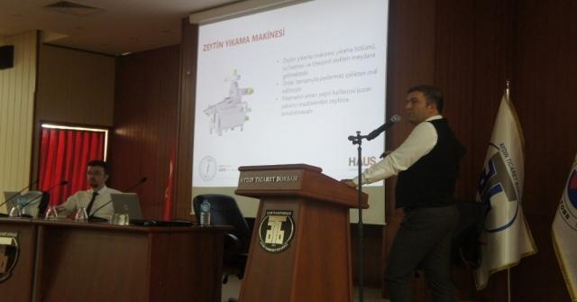 Aydın Ticaret Borsasında ' Zeytinyağı Operatörlük Eğitimi Gerçekleştirildi
