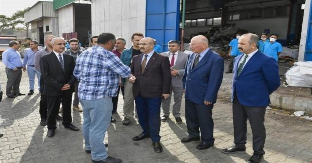 Vali Demirtaş: Adanayı Cazibe Merkezi Yapmak İçin Çaba Gösteriyoruz