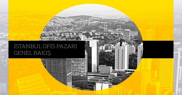 İstanbulda Büyüyen Ofis Stoku, Rekabeti Kızıştırdı
