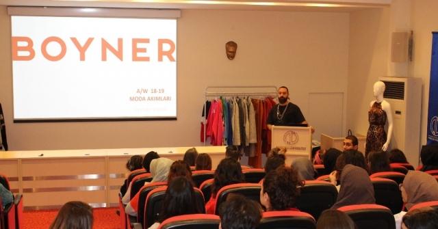 Boyner, Eskişehir Teknik Üniversitesi Moda Ve Tekstil Tasarımı Öğrencileriyle Buluştu