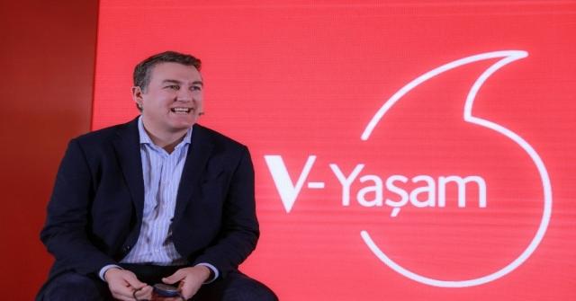 Vodafone, 'V-Yaşam İle Bireyleri Dijital Geleceğe Taşıyacak