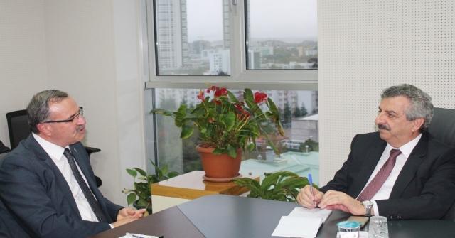 Osbük, Osblerde Ruhsat Ve Yatırım Süresinin Uzatılmasını Talep Etti