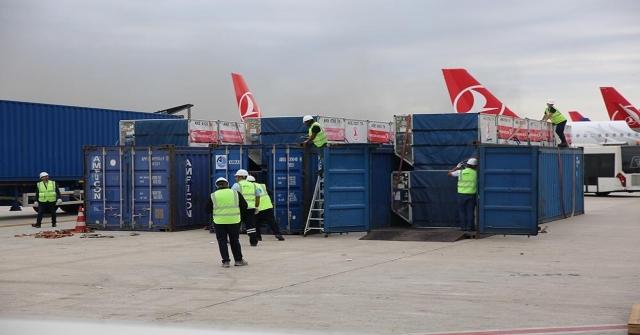Thy Yeni Havalimanına Arkasla Taşınacak