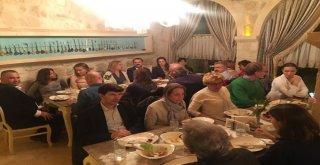Kapadokya Büyükelçileri Ağırladı