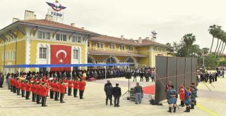 Sosyal Kooperatif Eğitim ve Tanıtım Treni Adana'da