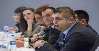 Başkan Şohoğlu Patronlar Platformu Toplantısının Özel Konuğuydu