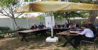 Trakya Kalkınma Ajansı Yönetimi Kırklareli'nde Toplandı