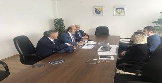 IBF Heyeti'nden Bosna Hersek'e Ziyaret