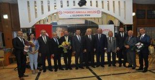 Başkent Ankara Meclisinden Arif Şayık'a Üstün Hizmet ve Başarı Ödülü