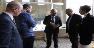 Çelik Kümelenme Projesi için saha ziyaretleri devam ediyor