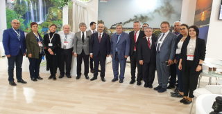 Çukurova'nın Turistik Değerleri EMİTT Fuarı'nda Tanıtıldı