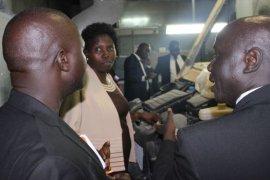 TÜMSİAD rotayı Uganda'ya çevirdi.