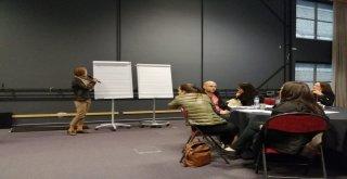 ÇTSO BRÜKSEL'DE COSME NEWCOMERS PROJE EĞİTİMİNE KATILDI