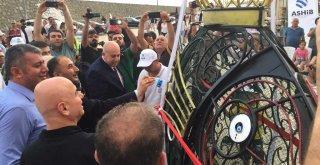 Hataylı Balıkçılar Samandağ'dan Denize Açıldı