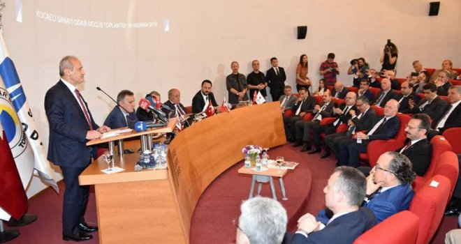 Zeytinoğlu, Bakan Turhan'dan metro için destek istedi